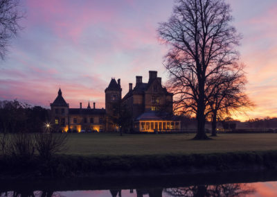 Walton Hall and Hotel, Warwickshire for Puma Hotels